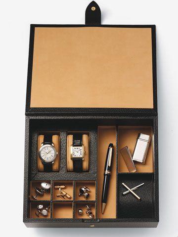 Valet or dressing box - Useful Wedding Gift