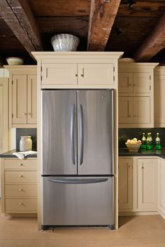refrigerator placement ideas  Google Search