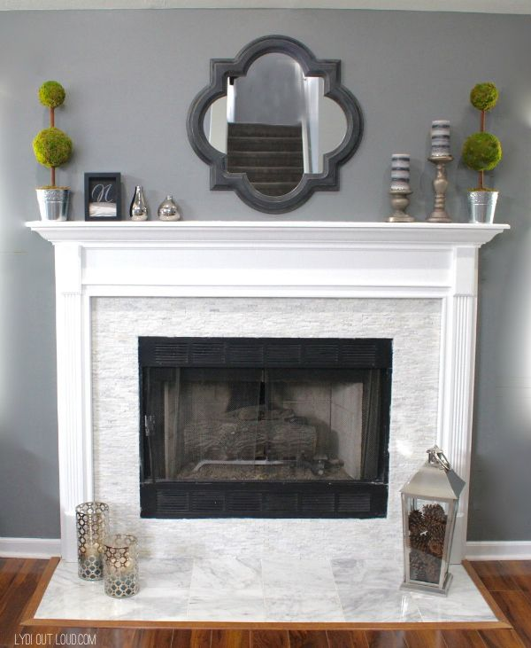 25 Best Ideas About Fireplace Mantle Designs On Pinterest