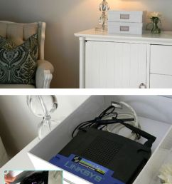 top decorative box to hide router best hide cable box ideas only on gw15 [ 736 x 1081 Pixel ]