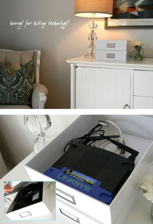 small resolution of top decorative box to hide router best hide cable box ideas only on gw15
