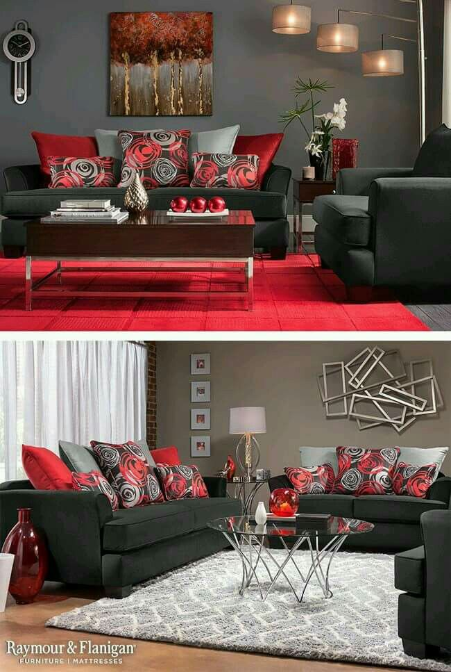 teal colored leather sofas flexsteel sofa slipcovers 25+ best ideas about living room red on pinterest | ...
