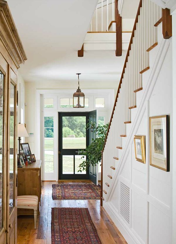 344 best images about Hallway, Entry, Staircase Ideas on