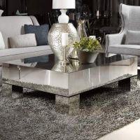Estelle mirrored coffee #table from Bernhardt | # ...