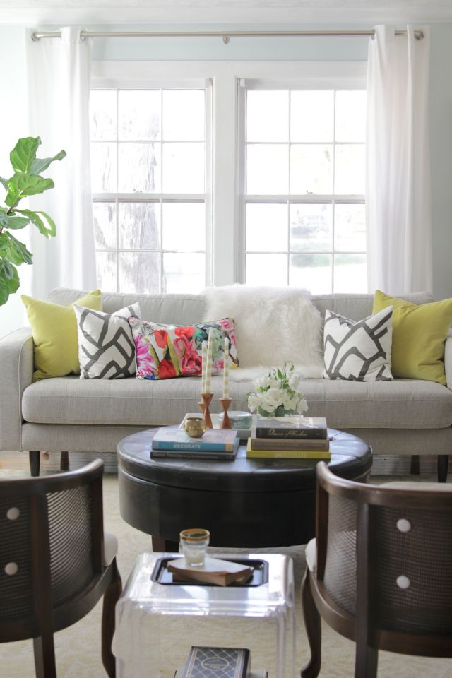 25 Best Ideas About Bright Pillows On Pinterest Colorful Throw