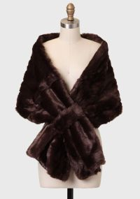 17 Best images about Faux fur shawls and capes on ...