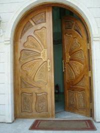 17 Best images about Beautiful Carved Wood Doors on ...