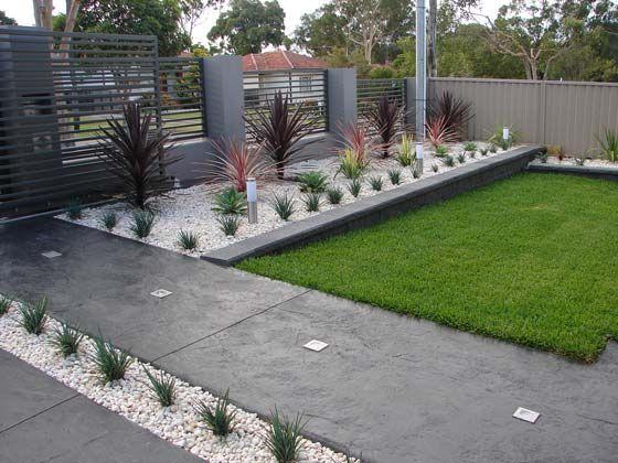 diy landscaping ideas easy