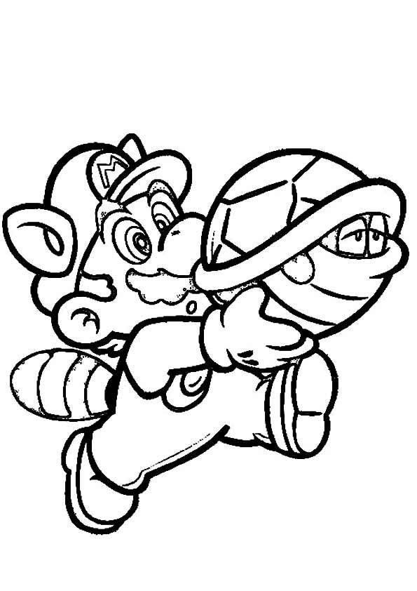1000+ images about Coloring-Super Mario on Pinterest