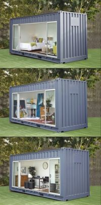 17 Best ideas about Shipping Container Office on Pinterest ...