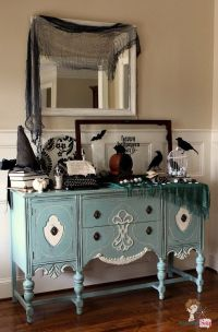 Gothic, Ghastly & Gory: Halloween Decorating Ideas ...