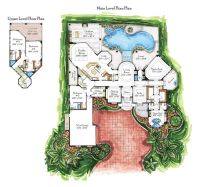 19 best images about hacienda house plans on Pinterest ...