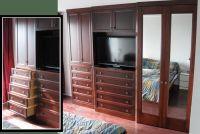 Custom Bedroom Wall Units   wall unit bedroom unit with ...