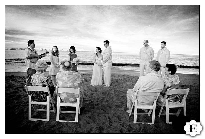 I Love The Idea Of A Very Small, Informal Ceremony