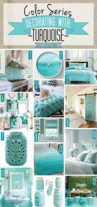 25+ best ideas about Aqua bedrooms on Pinterest | Aqua ...