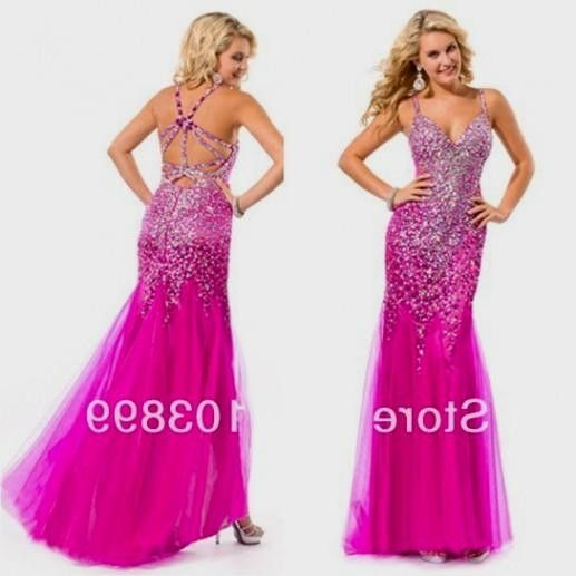 25 best ideas about Sparkly prom dresses on Pinterest