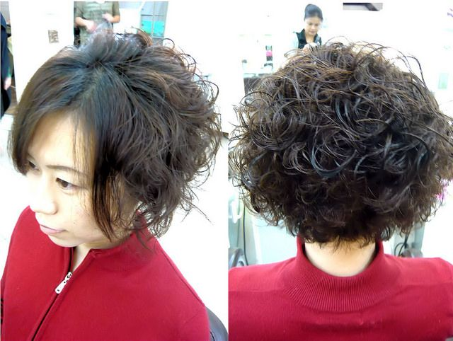 17 Best Images About Permed Hair On Pinterest Short Perm