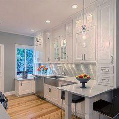 Affordable Kitchen Countertops Drapes Silestone Silver Nube Quartz Countertop   Dream ...