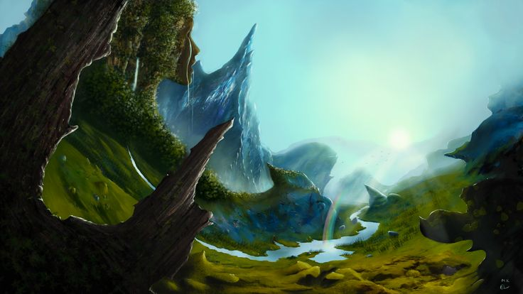 Pictures Of Fantasy Landscapes Fantasy Landscape