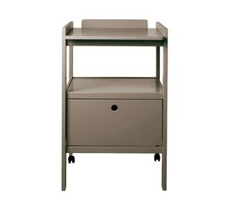 fr table a langer cindy tiroir taupe softclose pericles