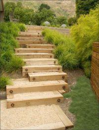 25+ best ideas about Garden stairs on Pinterest   Garden ...
