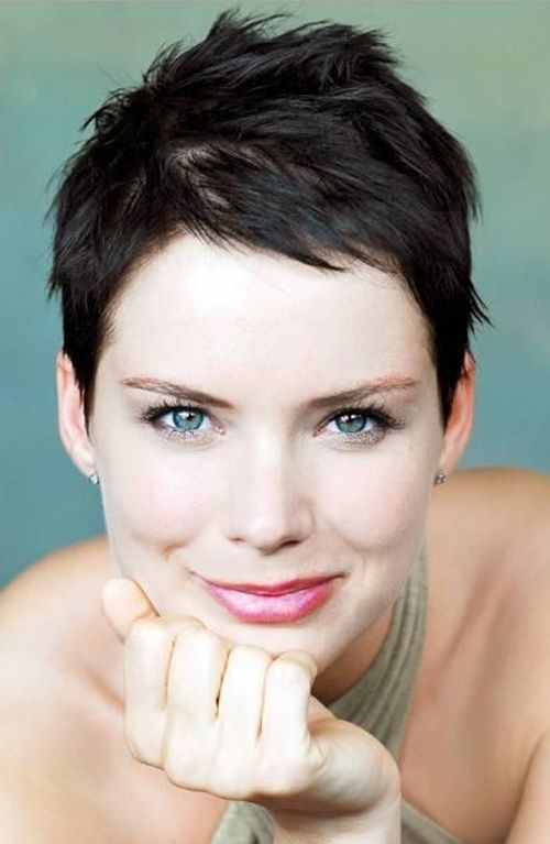25 Best Ideas About Super Short Pixie On Pinterest Pixie Buzz