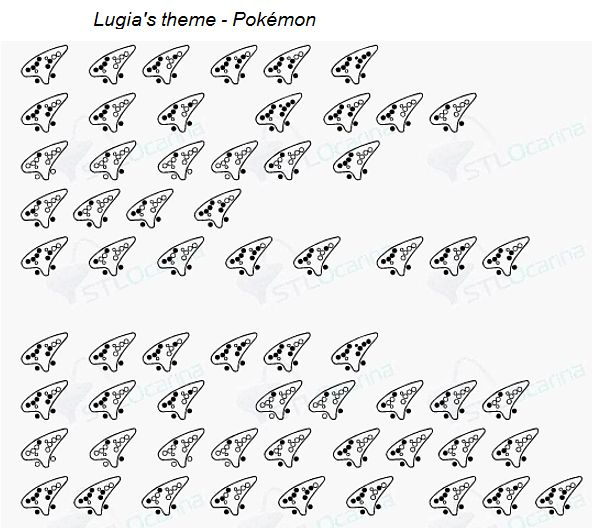 1000+ images about 12 Hole Ocarina Sheet Music on