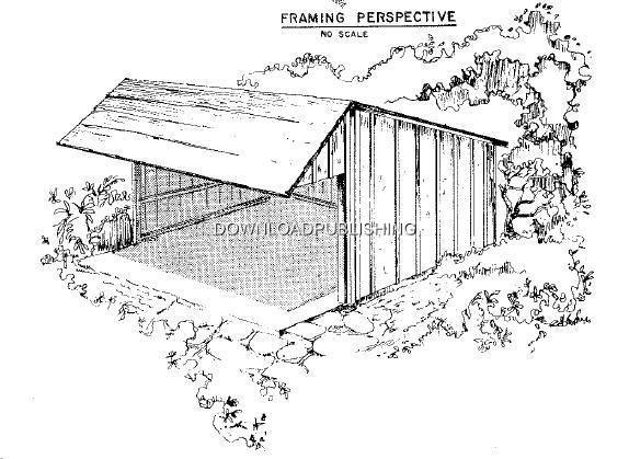 Roadside fruit & vegetable stand plans blueprints farm co