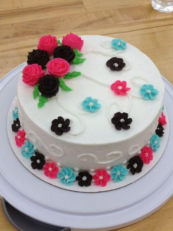 25+ best ideas about Fruit cake decorating on Pinterest ...