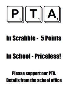 39 best images about Parent Teacher Association Posters on