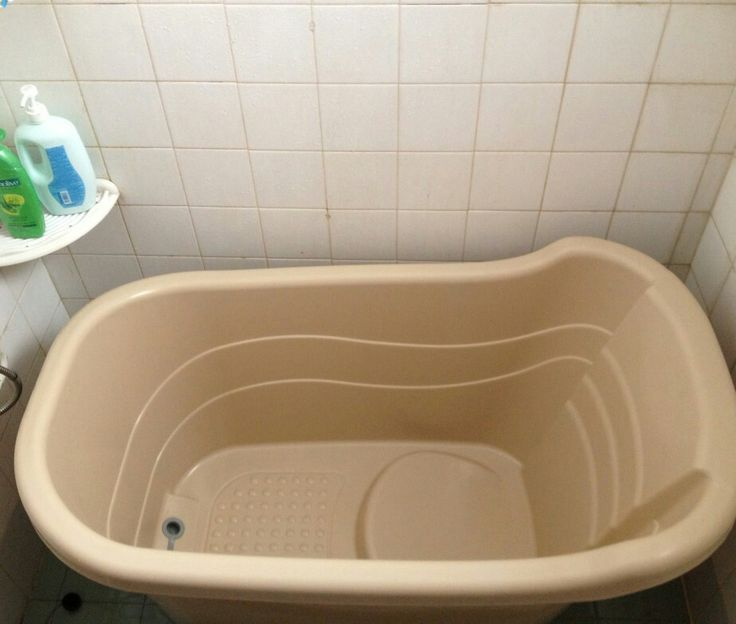 25 best ideas about Portable Bathtub on Pinterest  Diy