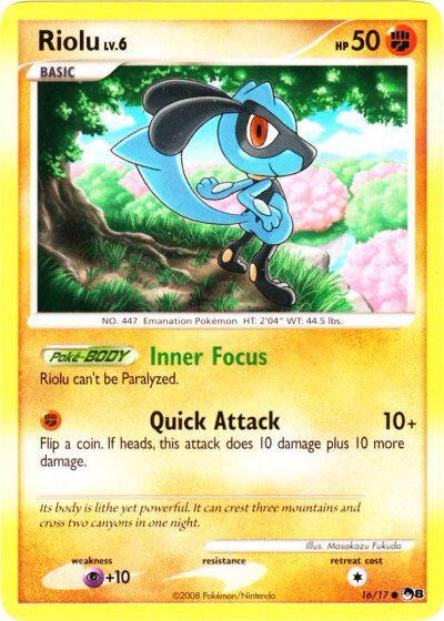 23 Best Images About Pokemon Card Lucario Riolu On