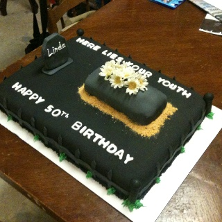 73 Best Images About Over 40 Birthday Cake Ideas On