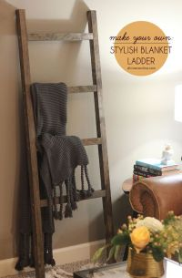 17 best ideas about Wooden Ladder Decor on Pinterest ...