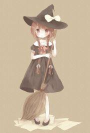 anime witch ideas