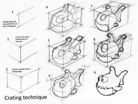 1000+ images about DVC-2D/3D Drawing Techniques on