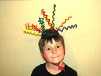 Easy Wacky Hair Day Ideas for Boys with Short Hair: Crazy ...