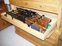 Furniture: Gun Cabinet Kits, build your own gun cabinet ...