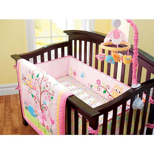 18 best baby girl bedding sets images on pinterest | architecture