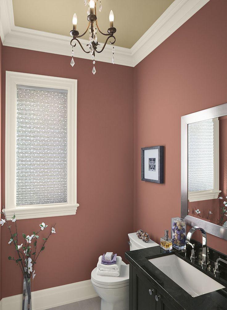 36 best images about Bathroom Color Samples on Pinterest  Orange bathrooms Blue wall colors