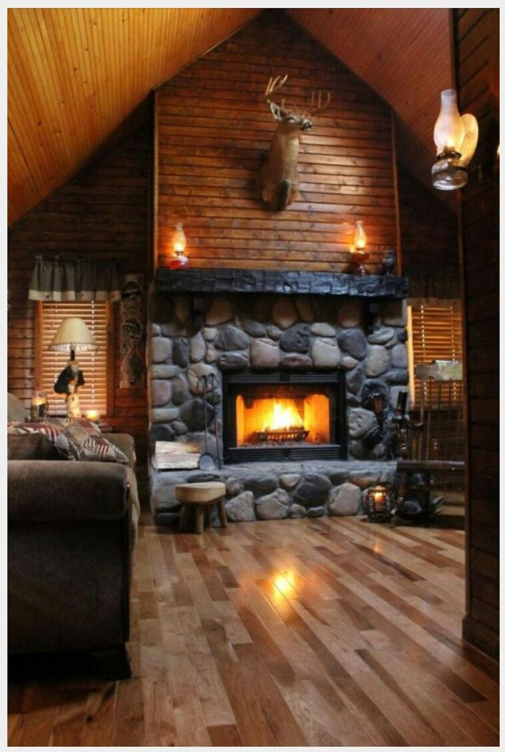 1000 ideas about Wood Fireplace on Pinterest  Reclaimed wood fireplace Stone fireplace