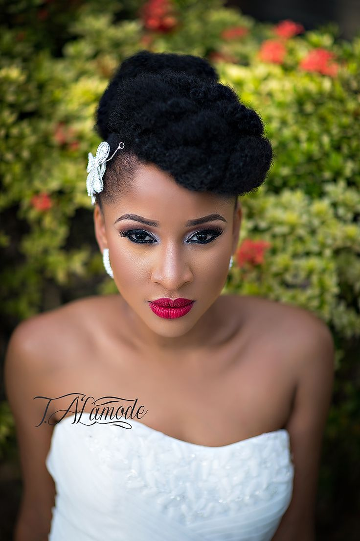 25 Best Ideas About Natural Hair Brides On Pinterest Natural
