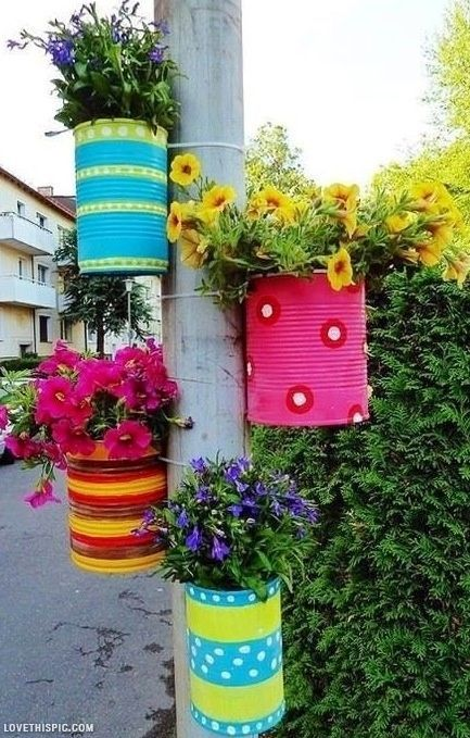 25 Best Ideas About Recycled Planters On Pinterest Garden Pots