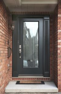 Best 20+ Modern Front Door ideas on Pinterest