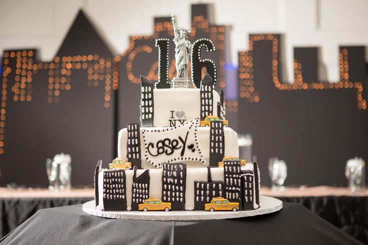 1000 Images About New York City Themed Sweet 16 On