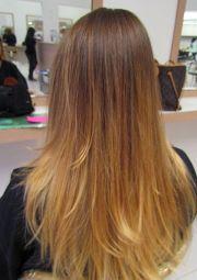 straight short hair ombre - google