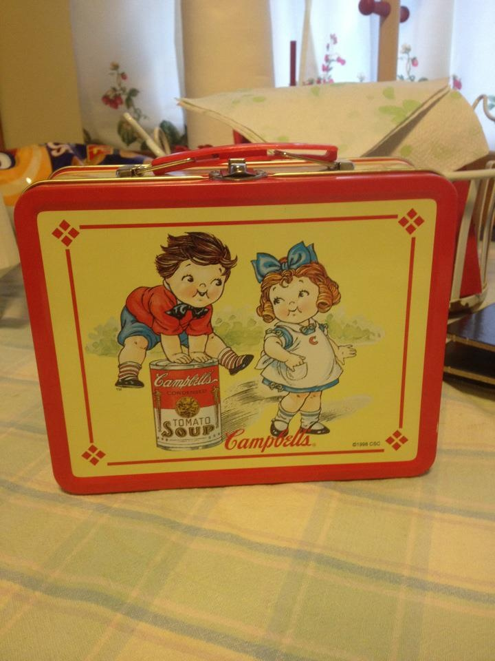 17 Best images about Campbells Soup Art on Pinterest  Pull toy Can lights and Cookie jars