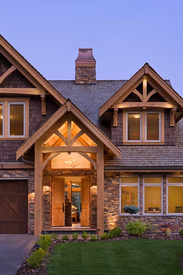 25 Best Ideas About Timber Homes On Pinterest Rustic Home Plans
