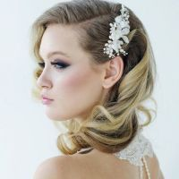 Best 25+ Medium wedding hair ideas on Pinterest