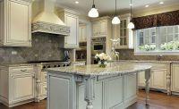 6x6 walnut travertine backsplash tiles | Kitchen ...